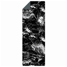 Premium Support Dark Marble 6mm Yoga Mat