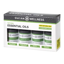 Wellness 4 Pack Essential Oils