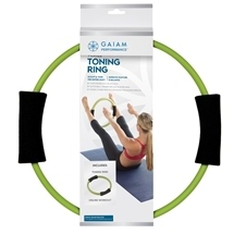 Gaiam Performance Pilates Toning Ring