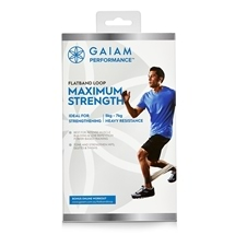 Gaiam Performance Flatband Loop Maximum Strength
