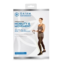 Gaiam Performance Strength Tube Mobility & Movement