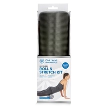 Gaiam Performance Roll & Stretch Kit - 45cm
