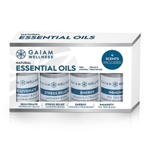 Gaiam Wellness All Natural Essential Oils