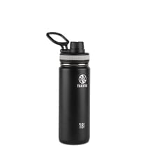 Takeya Originals Insulated Steel Bottle Black 530ml