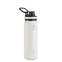 Takeya Originals Insulated Steel Bottle White 710ml