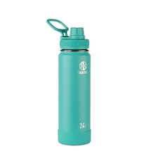 Takeya Actives  Insulated Steel Bottle Teal 710ml