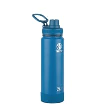 Takeya Actives  Insulated Steel Bottle Sapphire 710ml