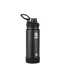 Takeya Actives Insulated Steel Bottle Onyx 530ml