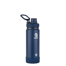 Takeya Actives Insulated Steel Bottle Midnight 530ml