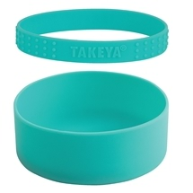 Takeya Teal Bumper & Band Replacement Set for 415ml-650ml