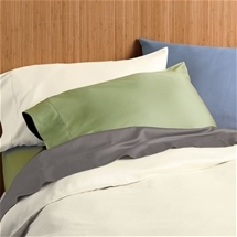 100% Organic Cotton Sateen Bedding