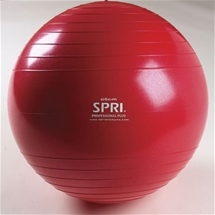 Pro Plus Exercise Ball Red 65cm