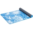 Essential Support Cyan Marble 4.5mm Yoga Mat_27-70002_1