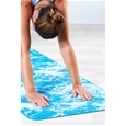 Essential Support Cyan Marble 4.5mm Yoga Mat_27-70002_3