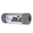 Gaiam Yoga Fitness Towel Grey Teal_27-72409_0