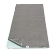 Gaiam Yoga Fitness Towel Grey Teal_27-72409_2