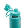 Takeya Actives  Insulated Steel Bottle Teal 710ml_51048T_1