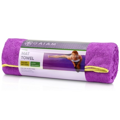 Thirsty Yoga Mat Towel