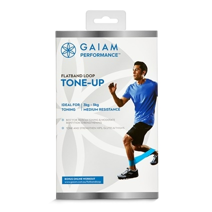 Gaiam Performance Flatband Loop Tone-Up